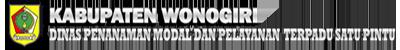 DPMPTSP Kabupaten Wonogiri